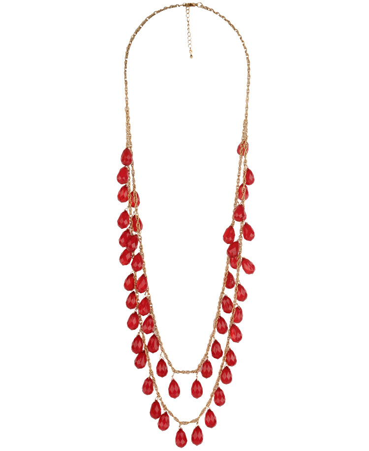 Bead Necklace, Forever 21 (Levels 1 & 2)