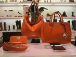 Pops of  Tangerine at Michael Kors (Level 2)