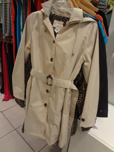 A classic trench is a spring wardrobe staple!