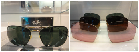 Interchangeable Lenses!
